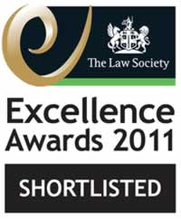 Law Society Excellence Awards 2011 Logo
