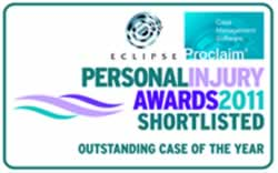 PI Awards Outstanding Case of the Year (Shortlisted)