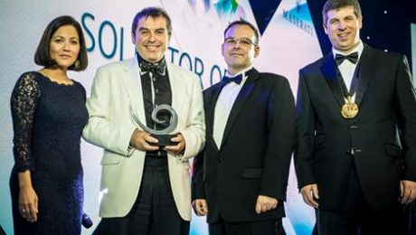 Solicitor of the Year