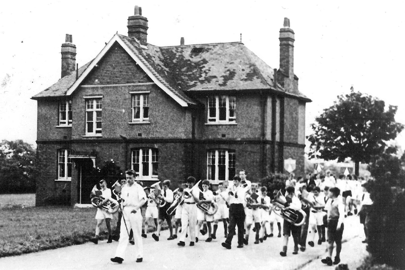 Shirley Oaks Children's Home